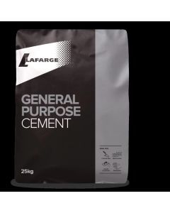 LAFARGE 25KG GENERAL PURPOSE OPC CEMENT PAPER BAG