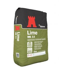 HYDRAULIC LIME NATURAL NHL3.5 (25KG)