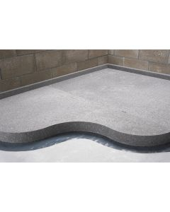 POLYSTYRENE SDN 2400 X 1200 X 50MM EPS70 FLOORSHIELD