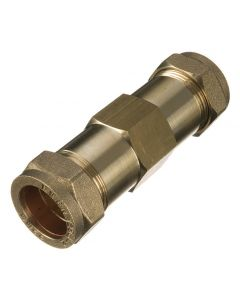 15MM X 15MM COMPRESSION REPAIR COUPLING