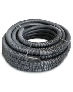 TELECOMMUNICATION DUCT PIPE 96MM X 6MTR GREY TD96X6GR