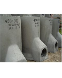 CONCRETE GULLY POT 900x450x150mm