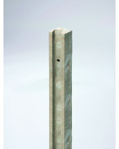 SLOTTED CONCRETE POST END 2440MM SLT244E