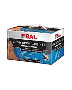 BAL WP1 SHOWER KIT CONTAINS(4.5kgCOAT/10mTAPE/1mMAT)