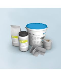 WEDI FUNDO SEALING SET IN A BUCKET(07-37-96/000)