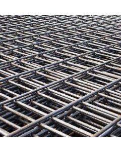 B1131 REINFORCEMENT FABRIC MESH 4.8M X 2.4M WIRE SIZE 12MM MAIN X 8MM CROSS MESH SIZE 100MM X 200MM