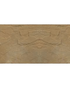 PENDLE RIVEN PAVING SLAB BUFF 450x450x32MM N3550