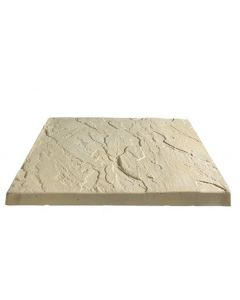 STAMFORD RIVEN PAVING SLAB BUFF 450x450 PK64