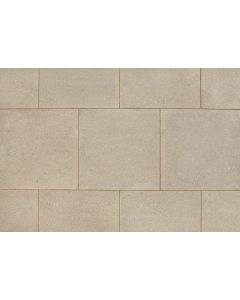 PERFECTA PAVING SLAB 600 x 600 x 50 NAT SQ.EDGE