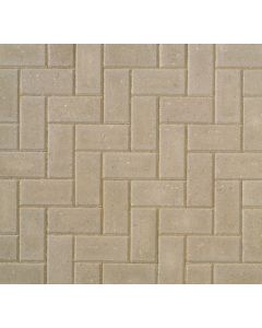 OMEGA BLOCK PAVING 200x100x50mm GREY (PK488)
