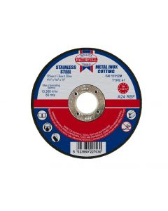 Metal Cut Off Disc  115 x 1.2 x 22mm