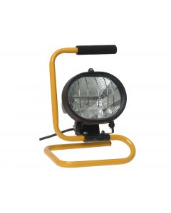FAITHFULL PORTABLE HALOGEN LAMP 500W  110V