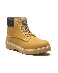 DICKIES DONEGAL SAFETY BOOT HONEY SIZE 8