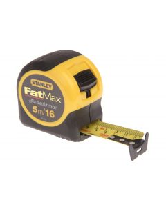 STANLEY FATMAX TAPE MEASURE 5MTR 16FT STA033719