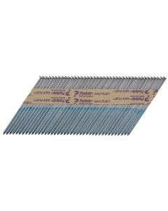 PASLODE GAS NAIL 3.1X90 GALV'D SMOOTH PK2200 FOR 1ST FIX (141234)