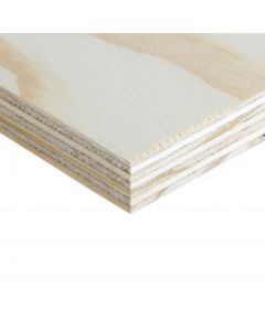 PLYWOOD 2440 X 1220MM ELLIOTIS 18MM CE4 (EN 314-2 GLUE) FSC MIX 70% CU-COC-839723