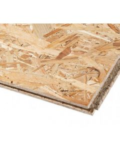 PLYWOOD T&G OSB 3 TG4 2400 x 600 x 18mm (8x2)