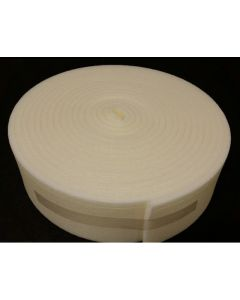 POLYETHYLENE 10MM X 100MM X 10M EXPANSION JOINT (BRICKFILL) CREAM