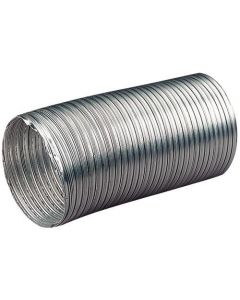 100MM FLEXIBLE ALUMINIUM ROUND DUCTING 1.5MTR (R1000)