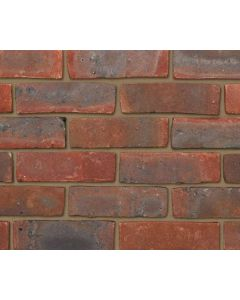 IBSTOCK BEXHILL PURPLE MULTI STOCK FACING BRICKS - PACK OF 500