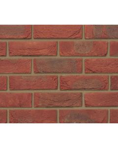 IBSTOCK BRADGATE CLARET STOCK FACING BRICKS - PACK OF 430