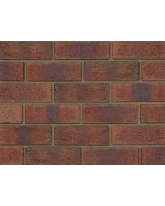 IBSTOCK BURNTWOOD RED RUSTIC 73MM FACING BRICKS - PACK OF 292