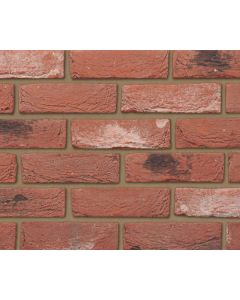 IBSTOCK LEICESTER MULTI RED STOCK FACING BRICKS - PACK OF 500