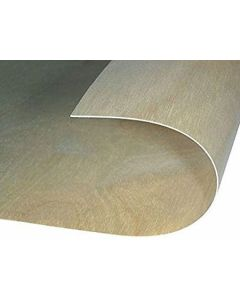 £15.25 PER SHEET - 5MM X 1220MM X 2440MM FLEXIBLE PLYWOOD SHORT SIDE BEND  - PACK OF 120