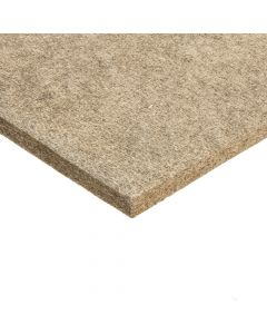 £6.70 PER SHEET - 12MM X 1220MM X 2440MM IVORY FACED INSULATION BOARD - PACK OF 90